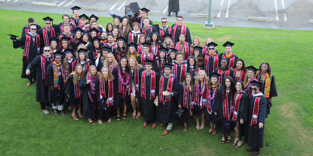 Athletics Graduates 2019
