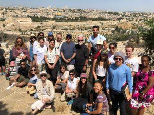 BCLA Israel group trip photo