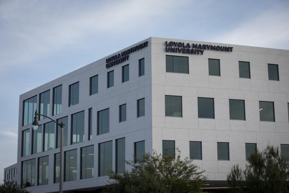 Playa Vista Campus Exteriors