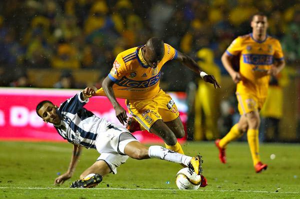 Tigres y Monterrey