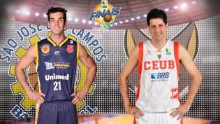 Assistir São José x Brasília 10h00 Final da NBB 2012 Basquete
