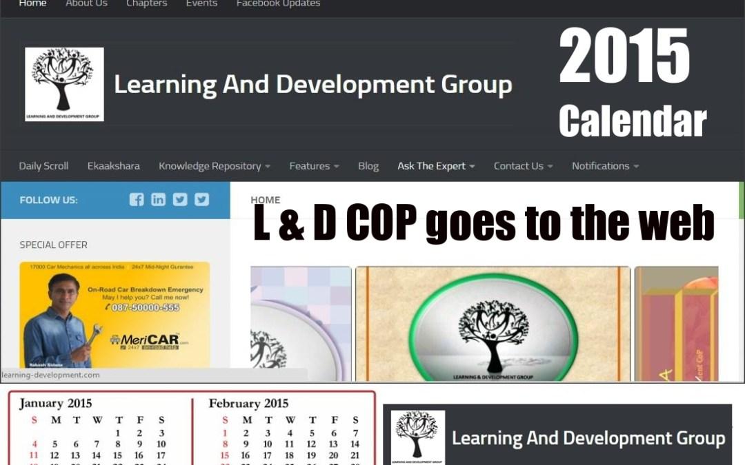 L & D Calendar – 2015 – Download