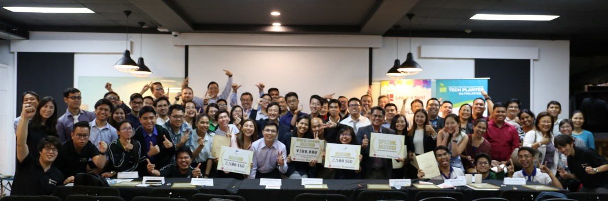 【TECH PLANTER ASEAN 2019 第2弾】 TECH PLAN DEMO DAY in the Philippines 優勝チームはNano Lab