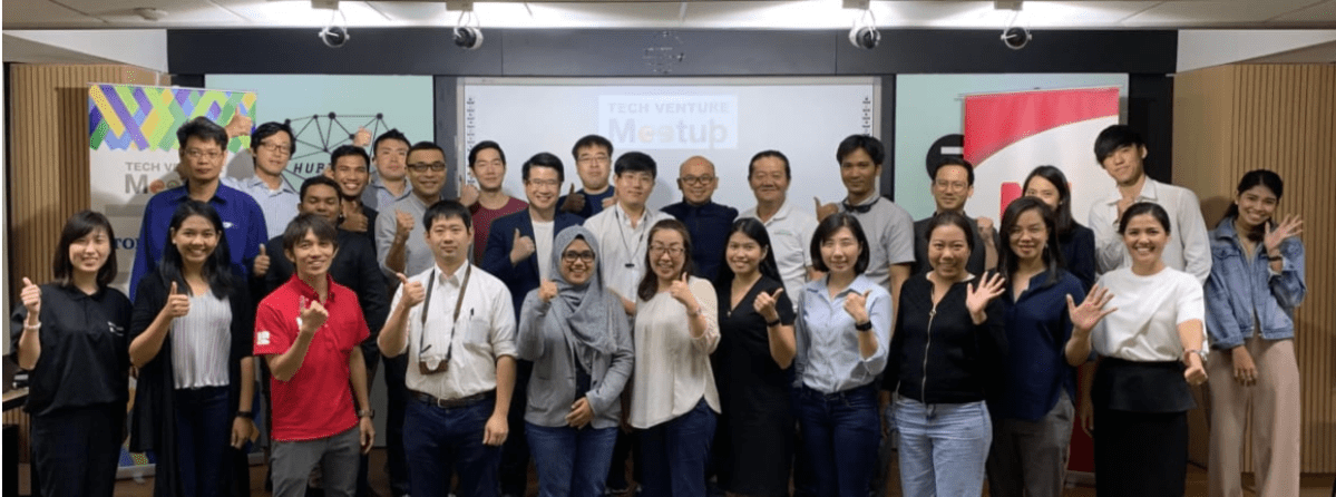TECH VENTURE MEETUP in THAILAND 2019 を実施しました!