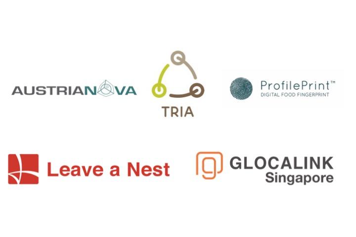 リバネスグループのリバネスシンガポールとグローカリンクシンガポールが現地フードテックベンチャー3社に共同出資