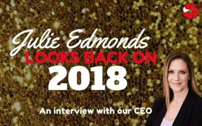 Julie Edmonds Looks Back on 2018 [Interview]