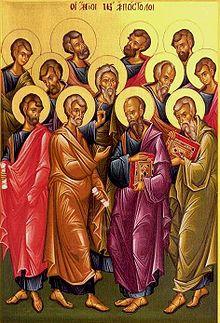 WHO WERE THE TWELVE ( 12 ) DISCIPLES/APOSTLES OF JESUS CHRIST ? (1/2)