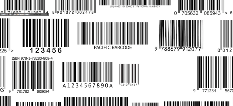 Barcodes For Labels