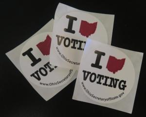 "Kids Will Create Ohio's Next ""I Voted"" Stickers"