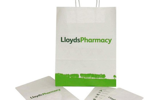 Stickers On Pharmacy Bags Bring Awareness