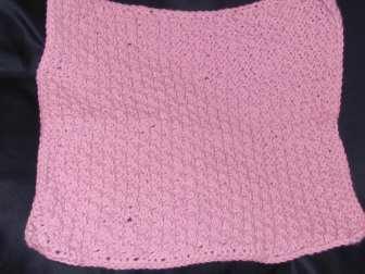 Baby Blanket (17x19)