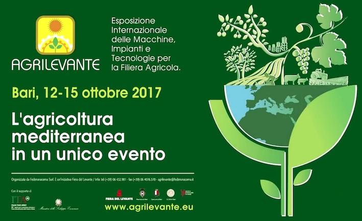 Agrilevante Bari 12-15- Ottobre 2017