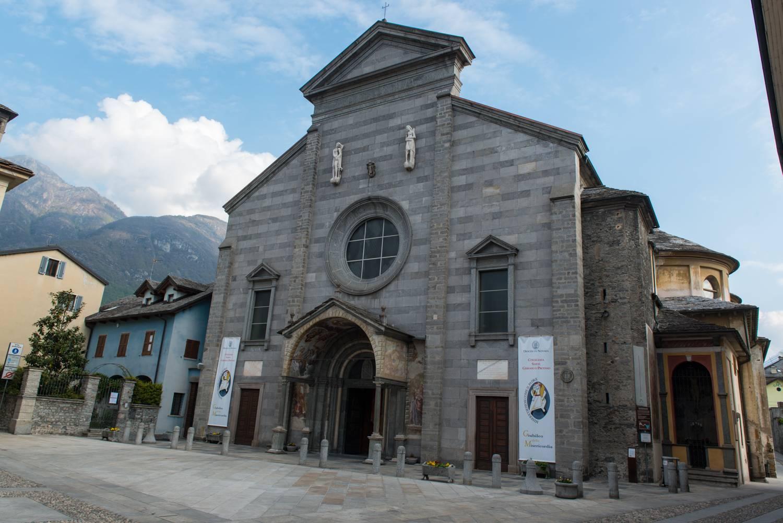 Chiesa Collegiata SS. Gervasio e Protasio, Domodossola