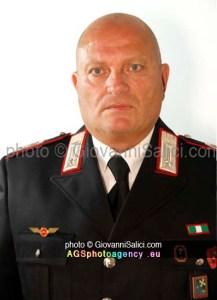 medaglia d'argento al carabiniere che salvò una donna