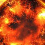 Esplosioni solari in caduta verso la Terra