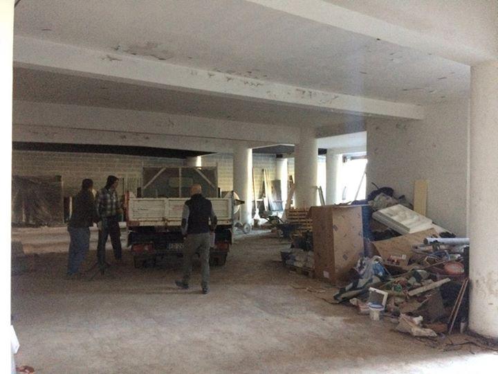 Genova, proseguono i lavori per due nuovi punti vendita Nobili srl, e una conces…