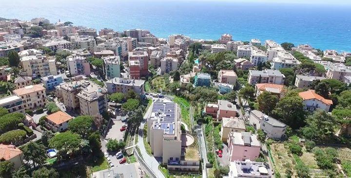 Le Terrazze del Levante, il nuovo cuore verde di Genova Quinto. La tua nuova cas…