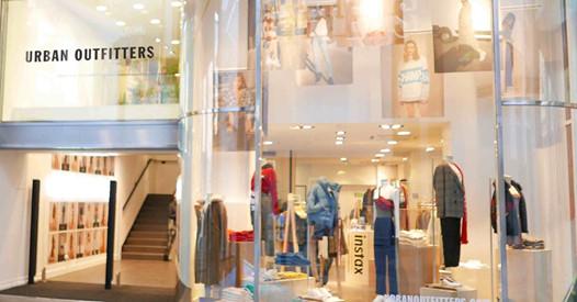 Urban Outfitters a Milano, il brand apre il suo primo store in Italia
