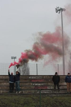 Ultras Cernusco in trasferta