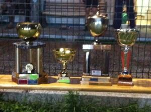 Le coppe in palio, Miglior Giocatore, Miglior Giovine, Miglior Giocatore della partita