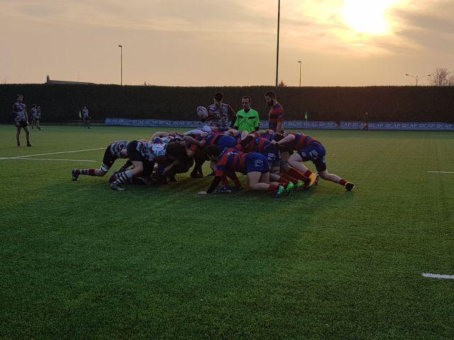 Rugby Parabiago vs Rugby Cernusco 13-29