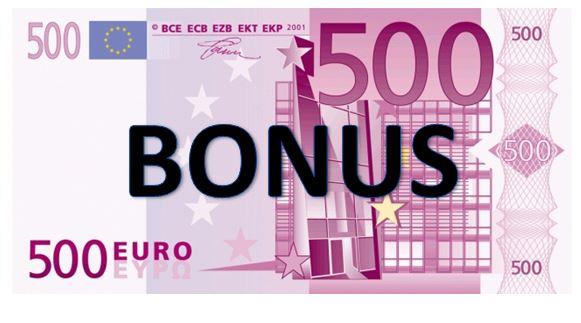 Confermato Il Bonus 500 Euro Per Il 201920 Precisazioni