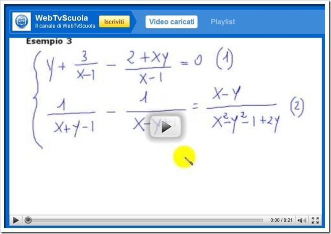 Ripetizioni di matematica gratuite e a domicilio