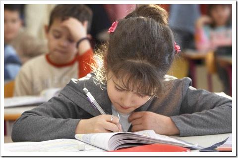Test d'ingresso di matematica e scienze per la prima media