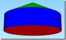 Problema di geometria solida, cono e cilindro