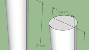 cilindri con la stessa area laterale