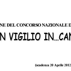 """Concorso Nazionale di Musica """"San Vigilio In...Canto 2012"""""""