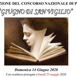XII Concorso Nazionale di Poesia Giugno di San Vigilio - Poesie Premiate