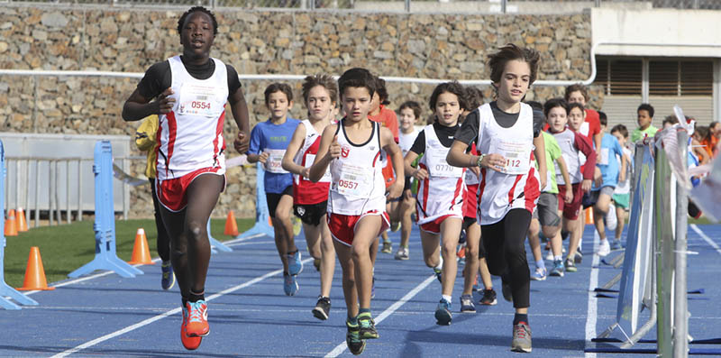 Comença la Challenge Escolar de Cros a Barcelona