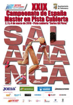 XXIX Campionat de Espanya Master en Pista Coberta