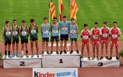 Bronze en el Campionat d'Espanya Sub16 en el Relleu