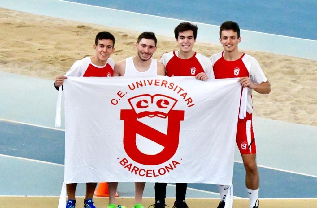 Quarts al Campionat de Catalunya Sub-20