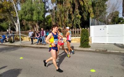 """Mario Bassas MMP 48'53"""" en el Campionat d'Espanya 10 K Sub20"""