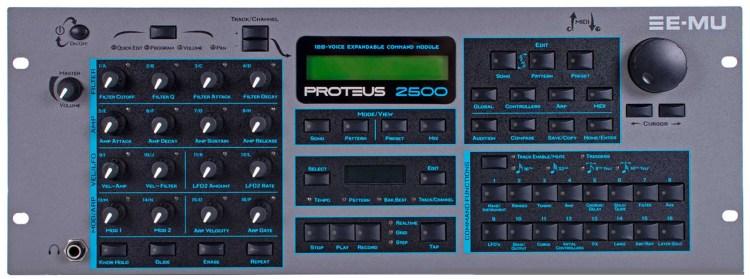 Emu Proteus 2500