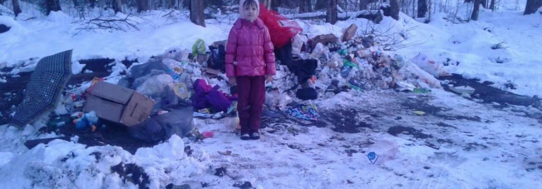 Власти Всеволожска объявили жителям Бернгардовки мусорный террор