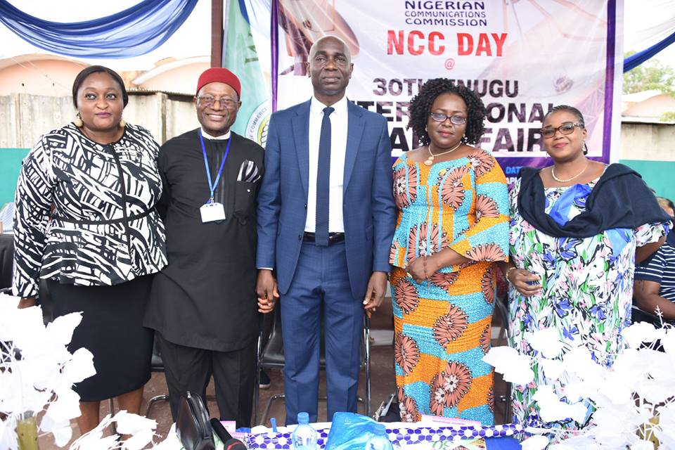 'NCC Has Sustained Effort in Ensuring that Telecoms Operators Do the Right Thing' – President Enugu Chamber of Commerce