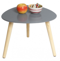Arch Side Grey Table BCO M11024-GRA B-04-02