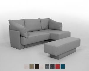 Corner Sofa set Feydom Choice 5 Premium Modular Sofa - Grey
