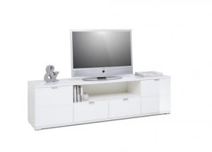 Glossy TV-Lowboard 99045/646 2 Pakete C-02-02