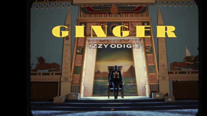 Ginger Dance Video Izzy Odigie