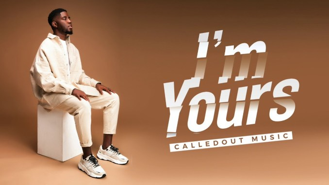 CalledOut Music - I'm Yours [Official AUDIO] - YouTube