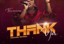 Thank You (Live Acoustic) - Toluwanimee