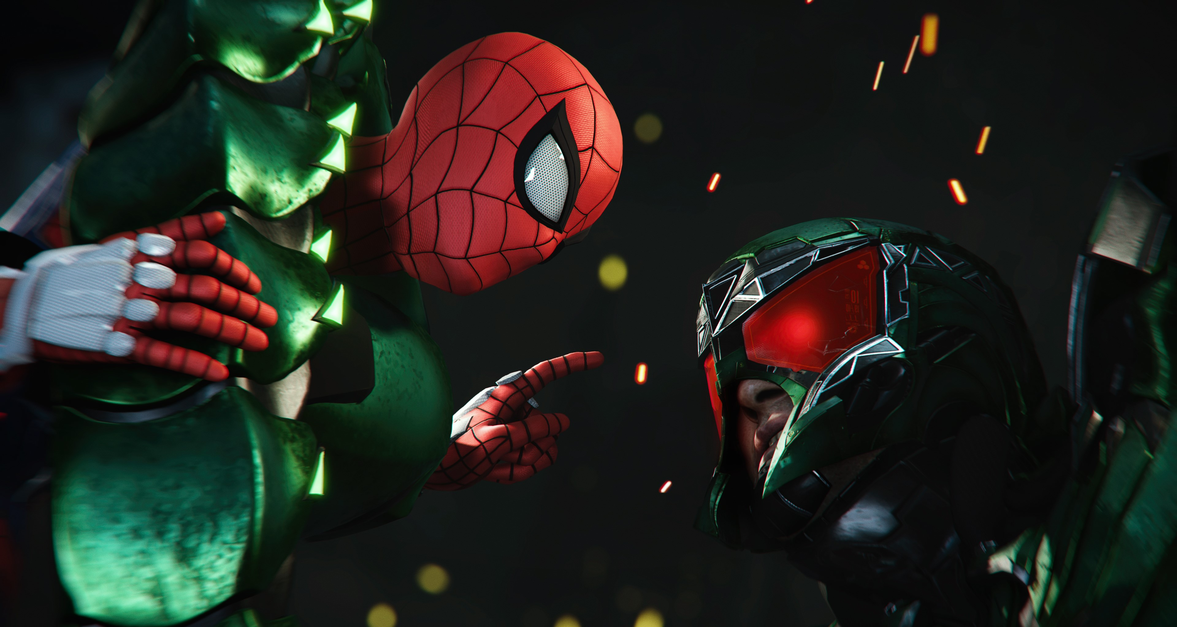 Spider-Man Launch Trailer Features Classic Villains
