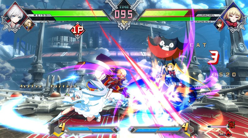 BlazBlue: Cross Tag Battle Trailer Shows DLC and Teases New