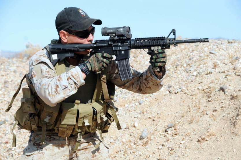 Fixing The 2 Most Common AR-15 Training Errors