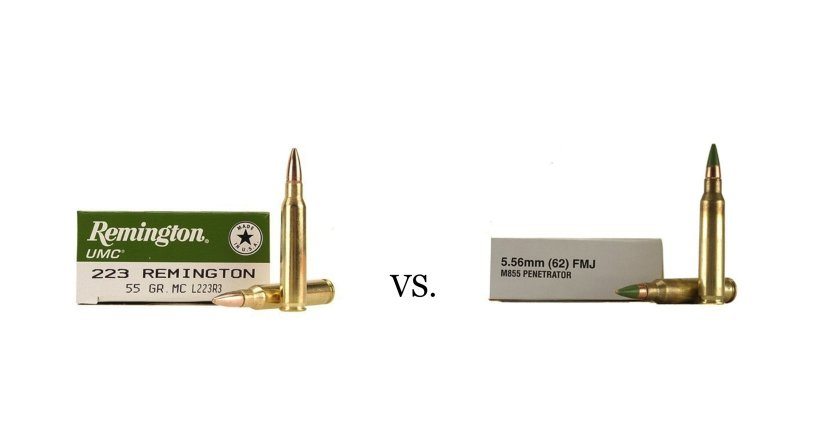 Is There a Difference Between .223 and 5.56? - TheArmsGuide.com